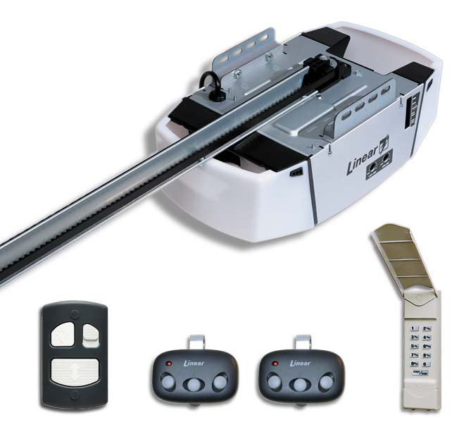 Amazing 1/2 HP Premium Dual Lamp Garage Door Operator Kit
